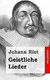 Geistliche Lieder, Johann Rist, 1482711117