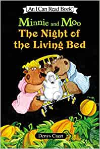 Minnie and Moo: The Night Before Christmas I Can Read Book 3