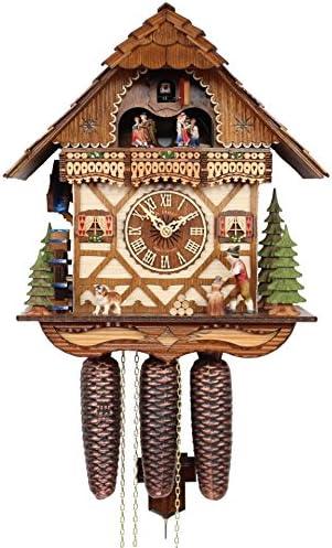 Adolf Herr Cuckoo Clock – The Busy Wood Chopper