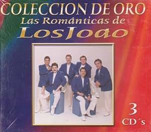 """Los Joao """"Coleccion De Oro: La Romanticas"""" 100 Anos De Musica"""