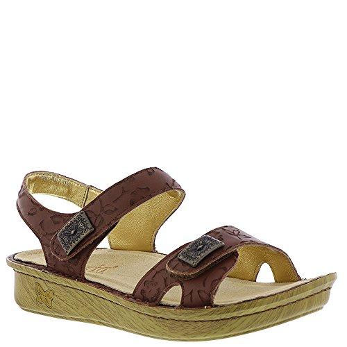 (Alegria Women's Vienna Sandal Morning Glory Tan 38)