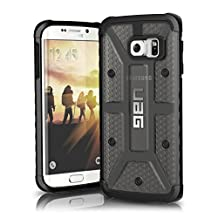 UAG Samsung Galaxy S6 Edge Feather-Light Composite [ASH] Military Drop Tested Phone Case