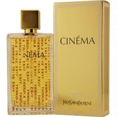 Cinema By Yves Saint Laurent Eau De Parfum Spray/FN134419/3 oz/women/