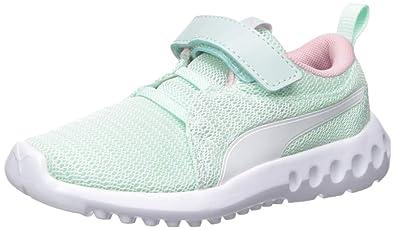 1c8c9037a9 PUMA Kids' Carson 2 Velcro Sneaker