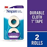 Nexcare Durable Cloth First Aid Tape, Tears