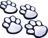 Cheap LED Solar Power Paw Animal Prints Lights Garden Outdoor Lamp Path Landscape New