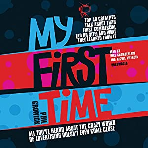 My First Time Audiobook