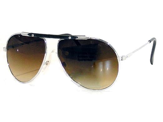 Tedd Haze Pilotenbrille Star Silver HW3xiacBb1