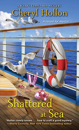 Shattered at Sea (A Webb's Glass Shop Mystery) by [Hollon, Cheryl]