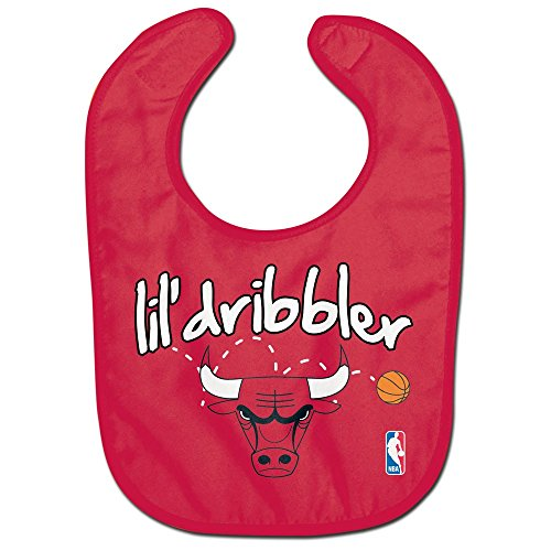 WinCraft NBA Chicago Bulls WCRA2002014 All Pro Baby Bib by WinCraft