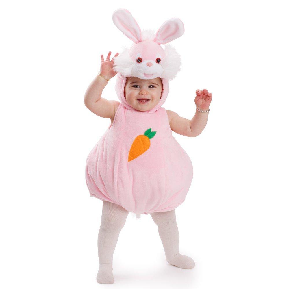 96a4fe7df Amazon.com  Dress Up America Pink Bunny Rabbit Costume Halloween ...