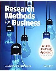 Sekaran, U: Research Methods For Business