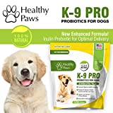 PRO5 Probiotic For Dogs - NEW Enhanced Formula With Prebiotics - Odorless &Tasteless