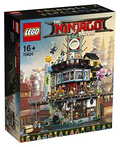 [해외] 레고(LEGO) 닌자고 닌자고 씨티 70620