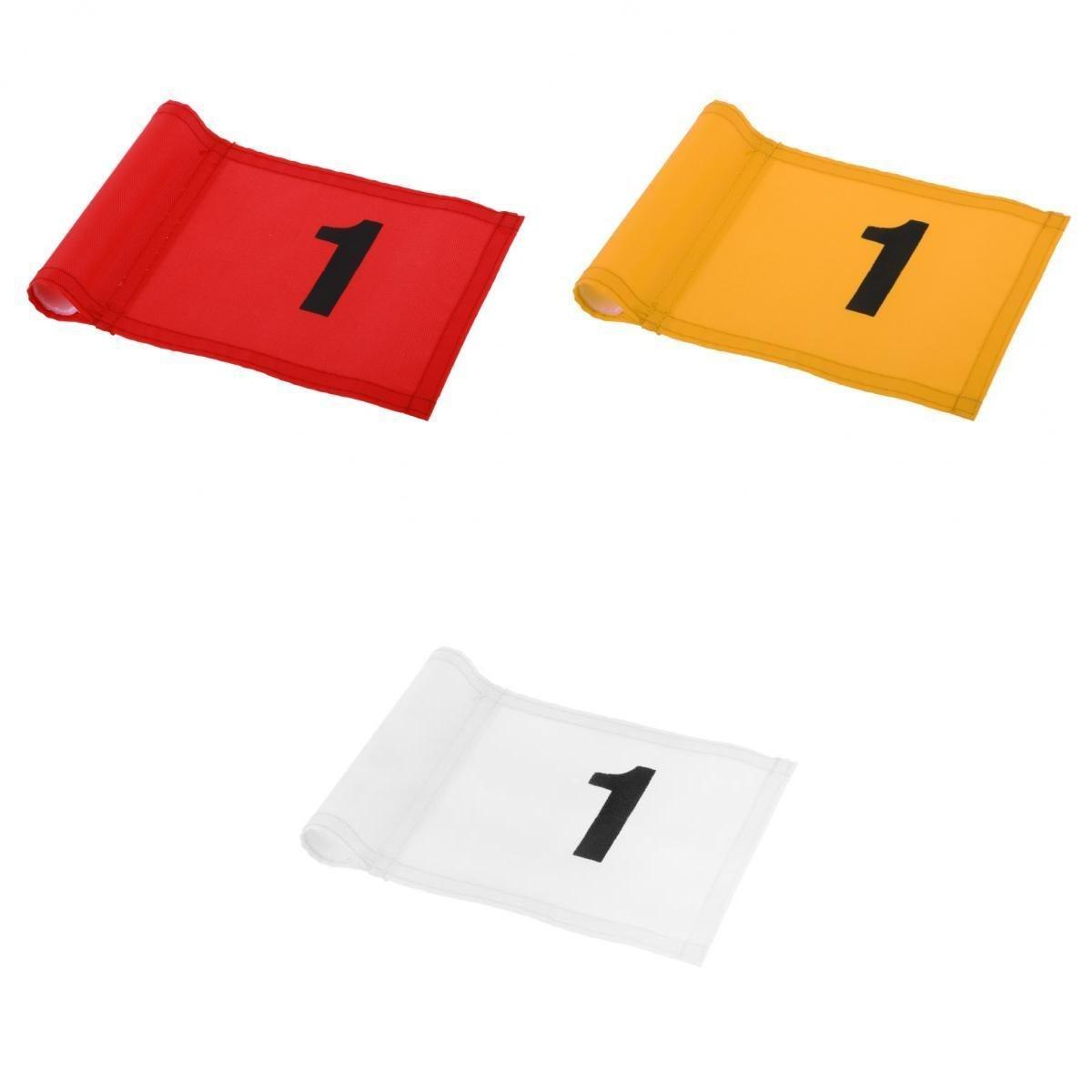 Baosity Pack 3 Golf Putting Green Flag Golf Target Flag for Golfer Backyard Training Gear Accessories by Baosity (Image #10)