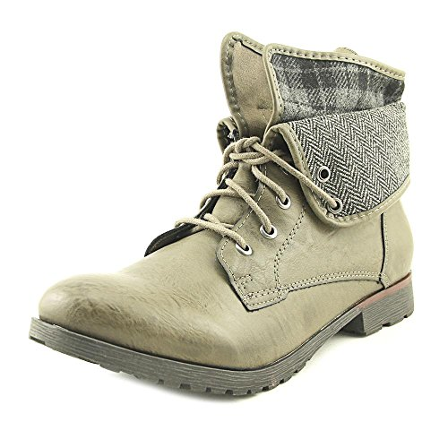 Fashion Botas Size GRBFX amp; Closed Blkfx Ankle ROCK 0 Toe Q CANDY Womens 6 Spraypaint zHqS8