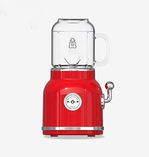 Yqzq Licuadora de Frutas Exprimidor doméstico Máquina de Frutas y ...