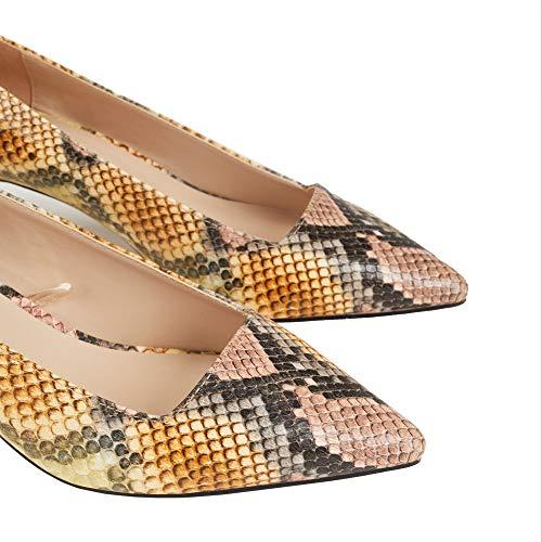 Kitten Rose Snake Chaussures Parfois Femmes Xawf5q