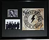 #5: Signed Buckcherry Autographed Framed Rock N Roll Cd Display