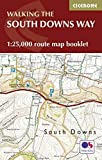 The South Downs Way Map Booklet: 1:25,000 OS Route Mapping (British Long Distance)