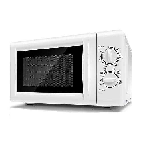DAETNG Microondas Manual con descongelación, 6 cocción automática ...