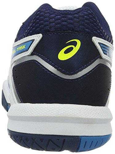 Blanc Jewel Gel Task Asics safety Voleibol Yellow Hombre white Para blue De Zapatillas 0H4vdx