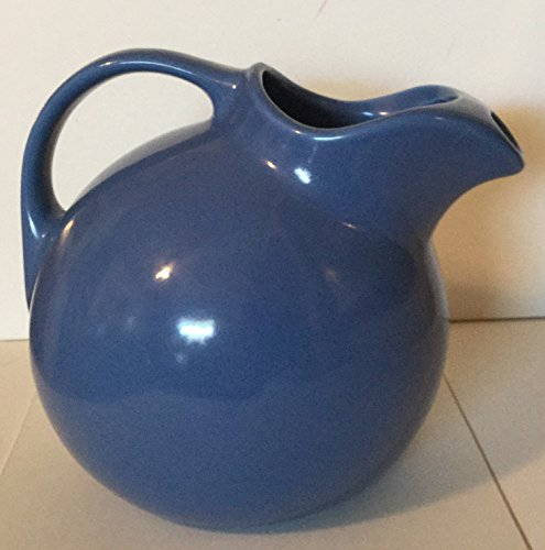 Hall Pitcher, Vintage Pottery, Made in USA