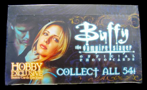Buffy the Vampire Slayer Official Photo Cards by Inkworks