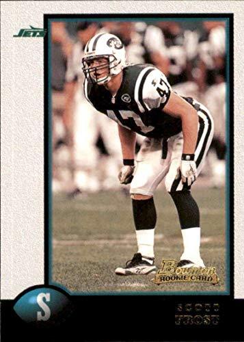 Football NFL 1998 Bowman #217 Scott Frost #217 NM RC Rookie