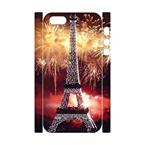 Iphone 5,5S Building 3D Art Print Design Phone Back Case DIY Hard Shell Protection TY013632