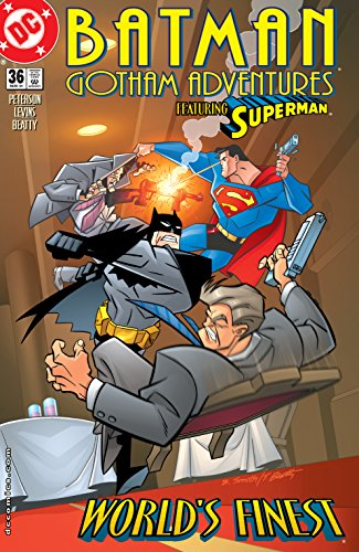 Batman Gotham Adventures - Batman: Gotham Adventures (1998-) #36