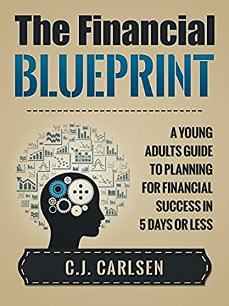 Amazon the financial blueprint a young adults guide to business money malvernweather Image collections