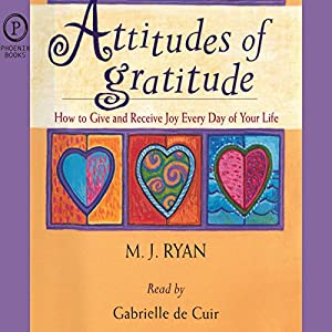 Attitudes of Gratitude Audiobook