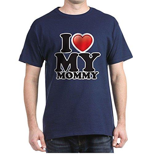 Navy Mom Heart Camo - 3