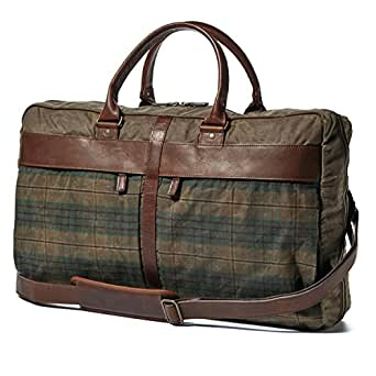 Moore and Giles Tinsley Waxwear Trifold Carry On