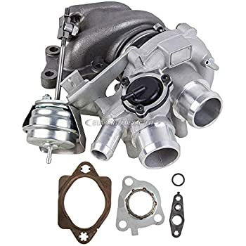 New Left Side Turbo Kit With Turbocharger Gaskets For Ford F-150 EcoBoost 3.5L - BuyAutoParts 40-80523V1 New