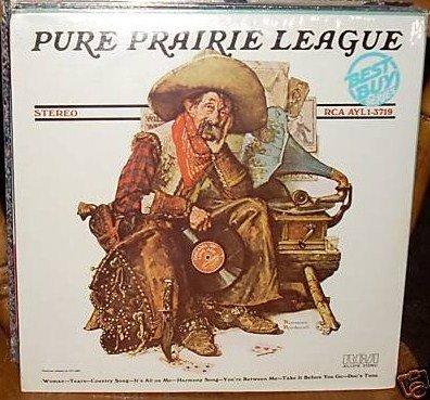 Pure Prairie League (RCA 'Best Buy' Series Reissue) [Vinyl LP] [Stereo]
