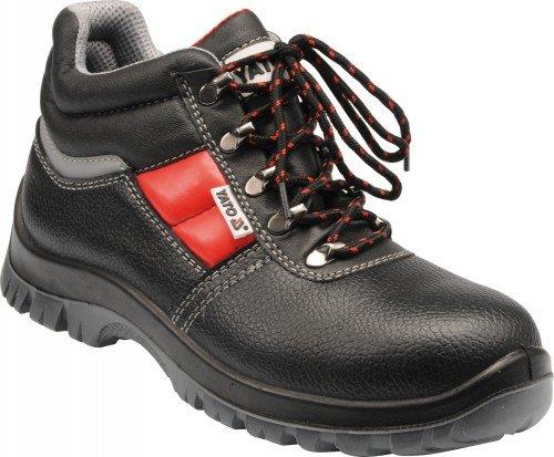 """YATO YT-80801 - zapatos de seguridad de corte medio talla 46 """"Tolú"""""""