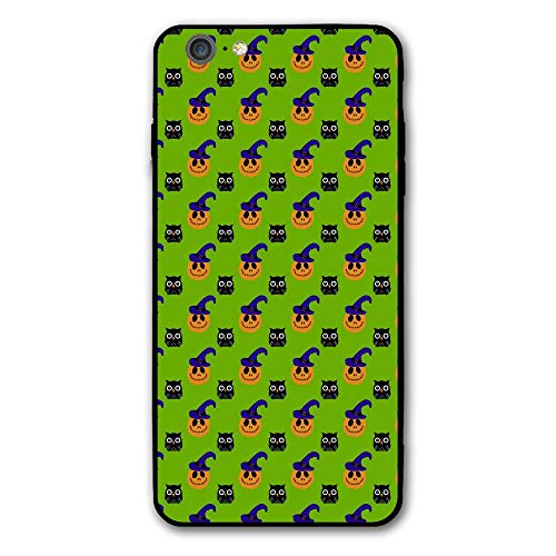 APPCLL. iPhone 6 Plus Case. Halloween Pumpkin Cap