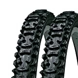 KENDA Smoke 26' x 1.95 Mountain Bike Tyres (Pair)