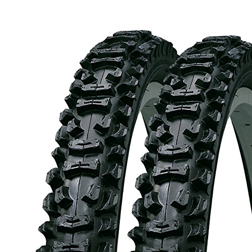 Kenda Smoke 26'' x 1.95 Mountain Bike Tyres (Pair) by Kenda