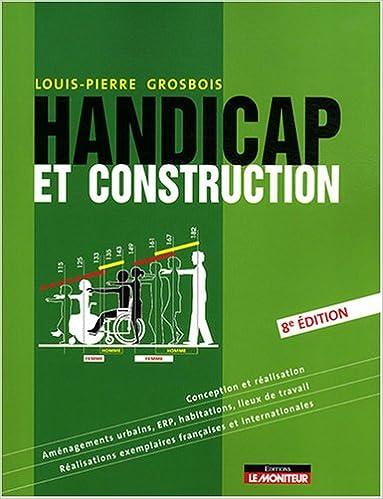 Amazonfr Handicap Et Construction Louis Pierre Grosbois Livres
