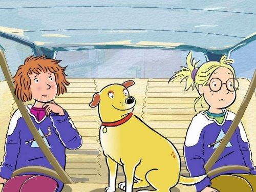 The Jakey Express   Martha Sled Dog