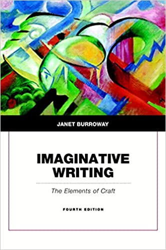 Janet burroway imaginative writing 4th edition pdf