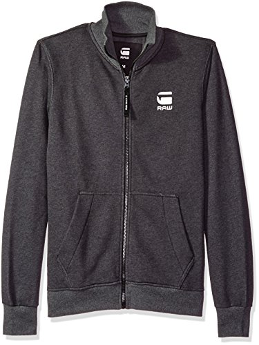 Used, G-Star Raw Men's Strijsk Stand Collar Full Zip Sweatshirt, for sale  Delivered anywhere in Canada