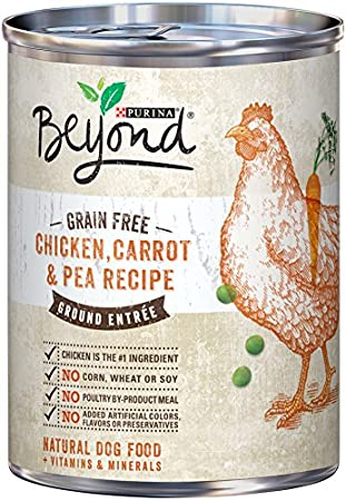 Purina beyond wet dog food grain free chicken carrot pea purina beyond wet dog food grain free chicken carrot pea recipe 13 forumfinder Image collections
