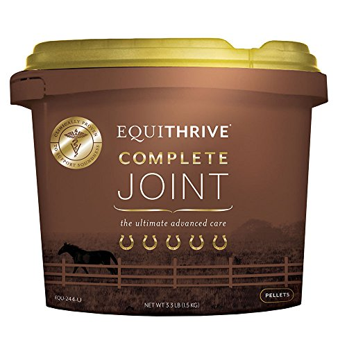 Equithrive Complete Joint Pellets - 3.3lbs (Best Joint Supplement For Horses)
