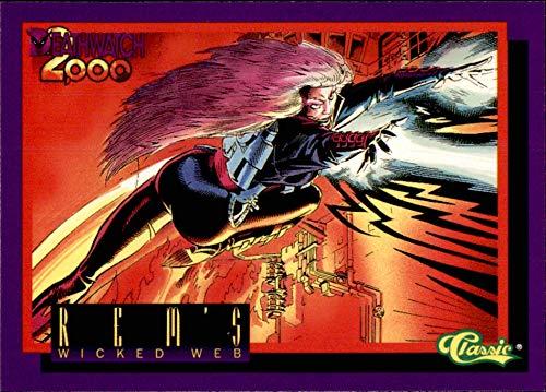 Web Wicked - 1993 Deathwatch 2000#19 Rem's Wicked Web
