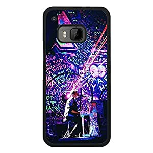 Crazy Advancing Coldplay Phone Case Cover For Htc One M9