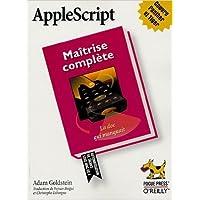 AppleScript de Adam Goldstein,Pejvan Begui (Traduction),Christophe Leborgne (Traduction) ( 1 septembre 2005 )